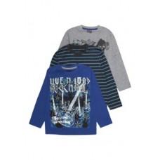 Bluze Rock set 3 bucati
