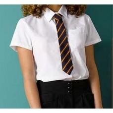 Camasa maneca scurta fata set 2 buc uniforma scoala
