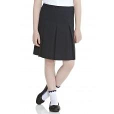 Fusta bleumarin uniforma scoala