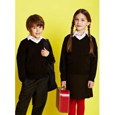 Pulover bleumarin uniforma scoala