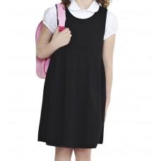 Sarafan negru uniforma scoala