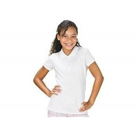 Tricou polo fata set 3 bucati uniforma scoala